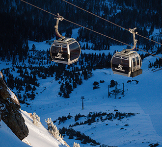 Scenic Gondola Lodging Package