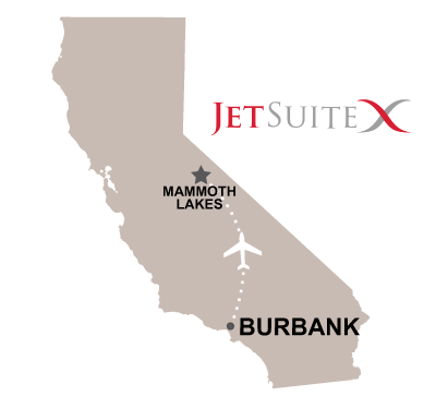 Private Flights from Burbank