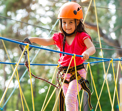 Kids Ropes Course