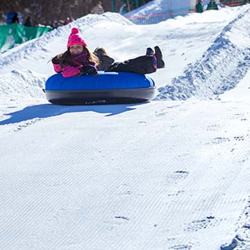 Grizzly Ridge Tubing Park