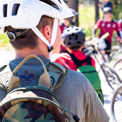 SCOUT CYCLING MERIT BADGE