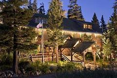 ABOUT THE TAMARACK LODGE