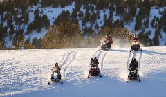 Snowmobile Adventures